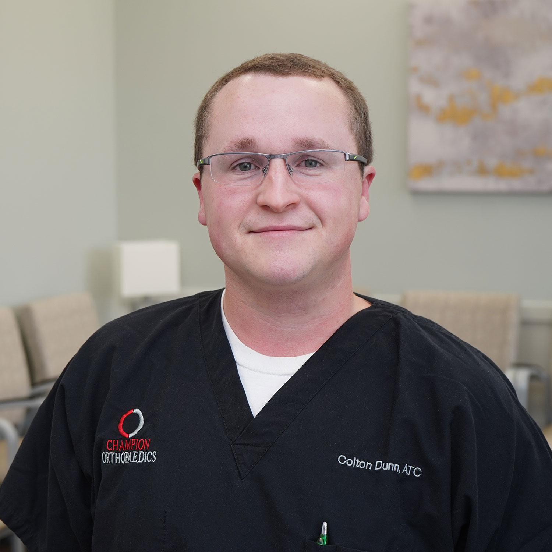 Colton Dunn, ATC, RN